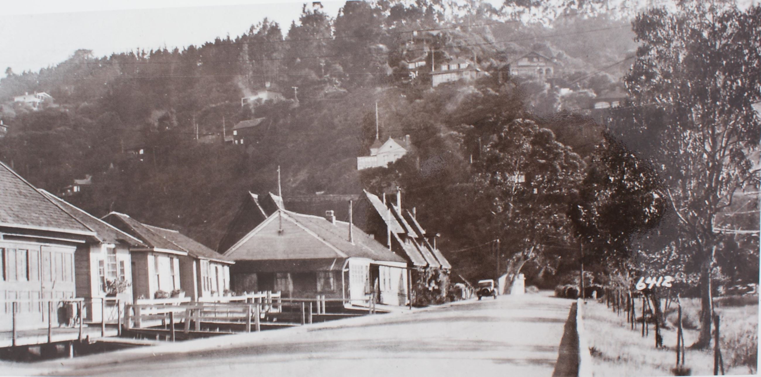 Beach Road (early 1900s)