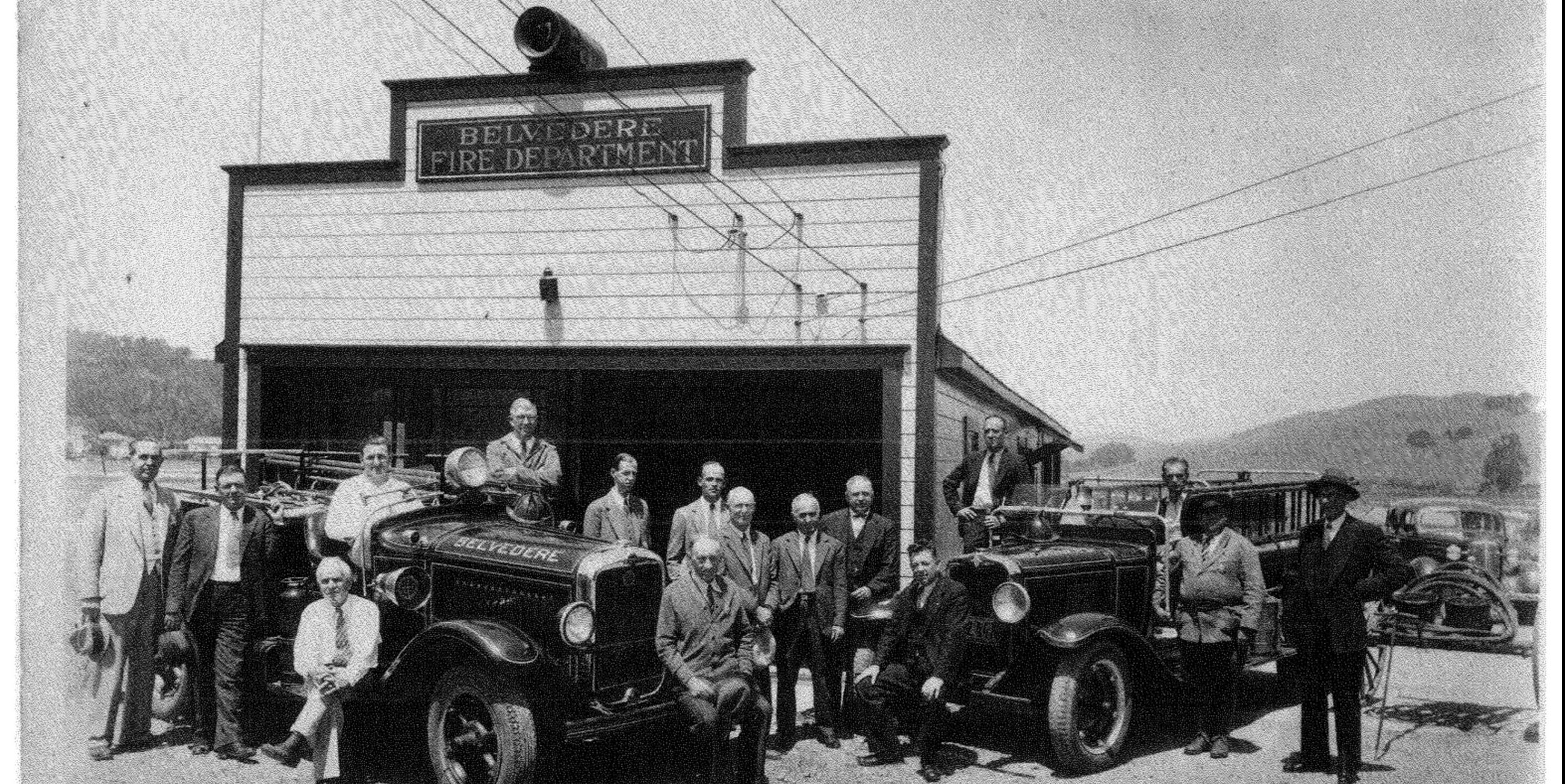 Belvedere Volunteer Fire Department