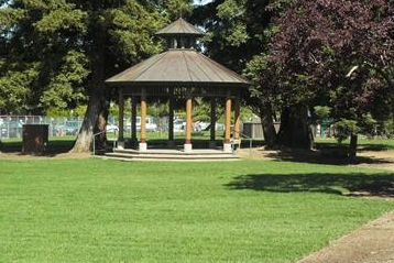 picture of Community Park gazebo