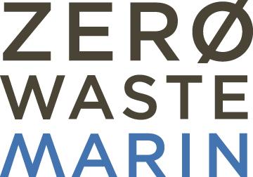 Zero Waste Marin Logo