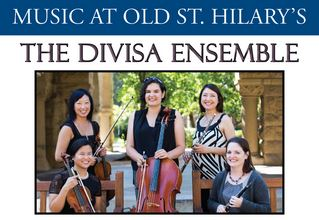 Music at Old St. Hilary's The Divisa Ensemble