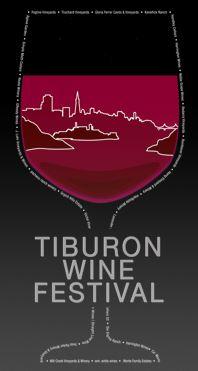 Tiburon Wine Festival logo