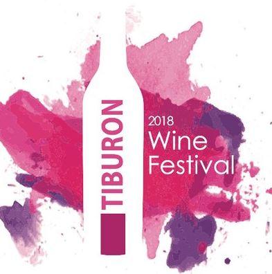 Tiburon Wine Festival Logo 2018