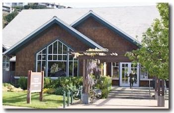 Tiburon Library Photo