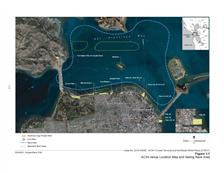 America's Cup Map