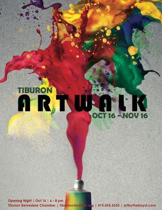 Tiburon Art Walk
